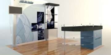 Industrial Tradeshow Booths