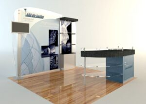 Tradeshow Booths & Graphics